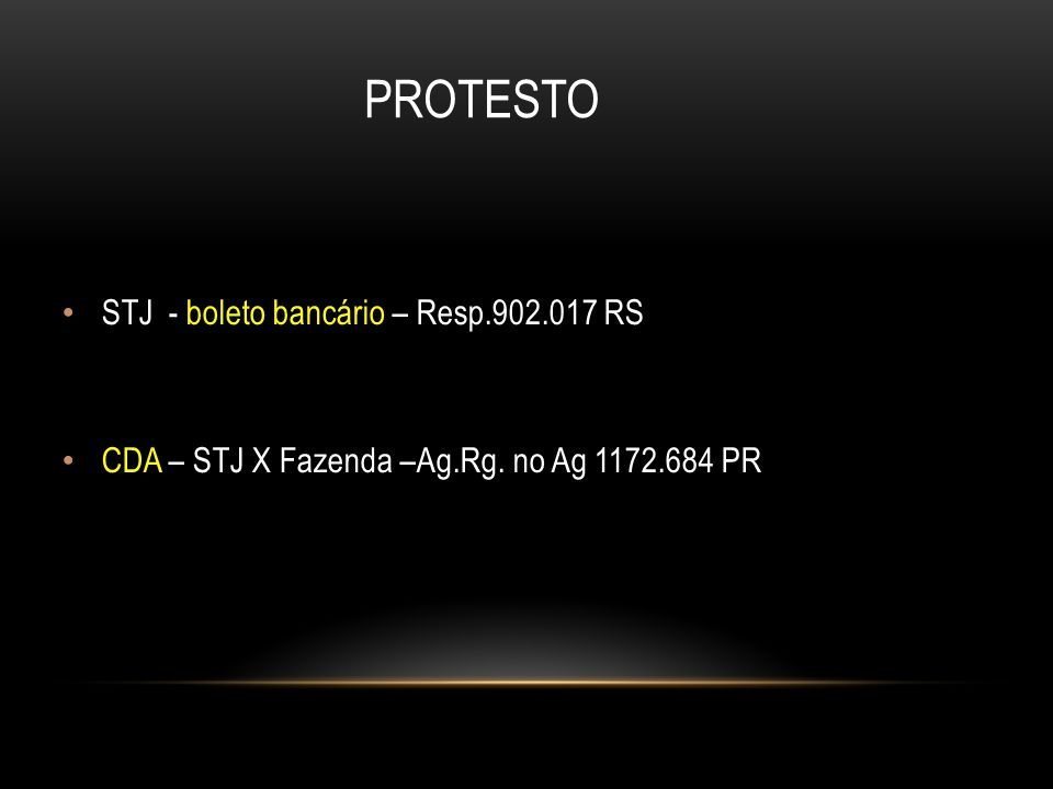 PROTESTO STJ - boleto bancário – Resp.902.017 RS