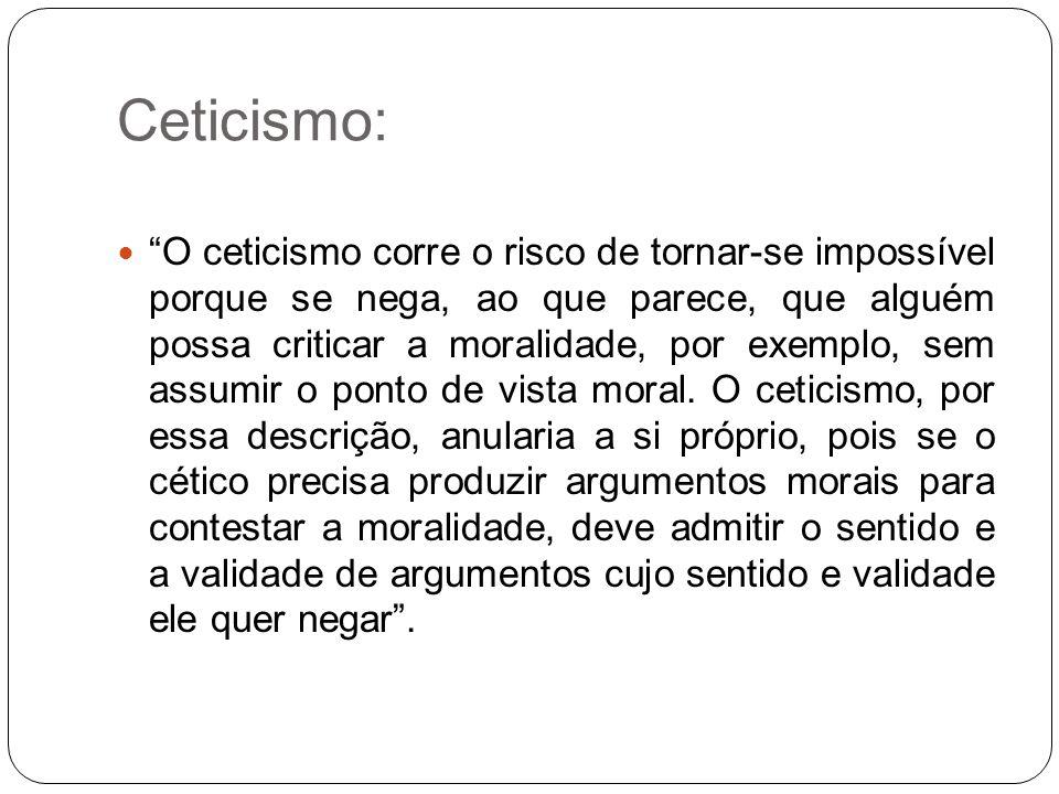 Ceticismo: