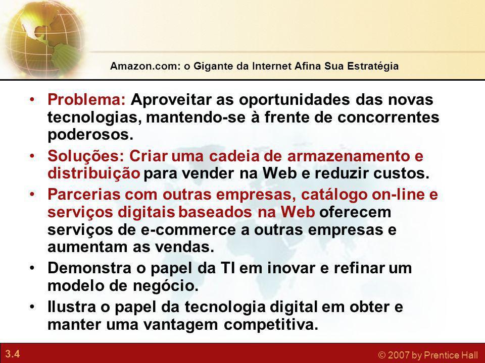 Amazon.com: o Gigante da Internet Afina Sua Estratégia