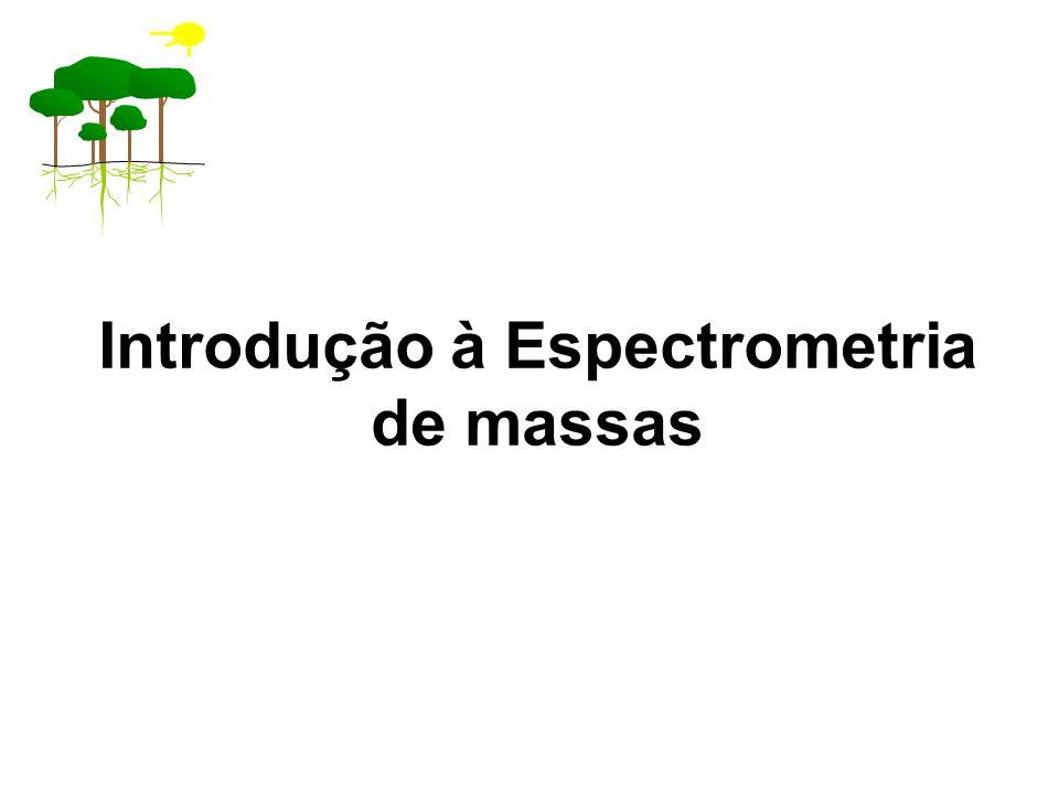 Introdução à Espectrometria de massas
