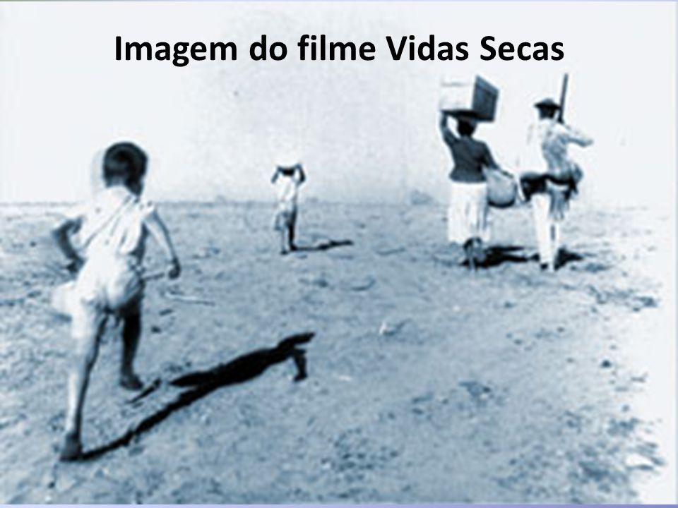 Imagem do filme Vidas Secas