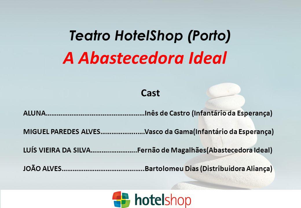 Teatro HotelShop (Porto)