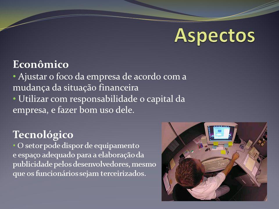 Aspectos Econômico Tecnológico