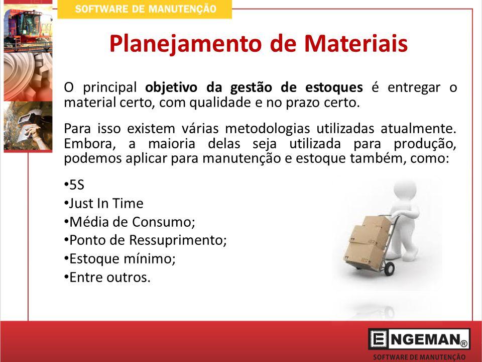 Planejamento de Materiais