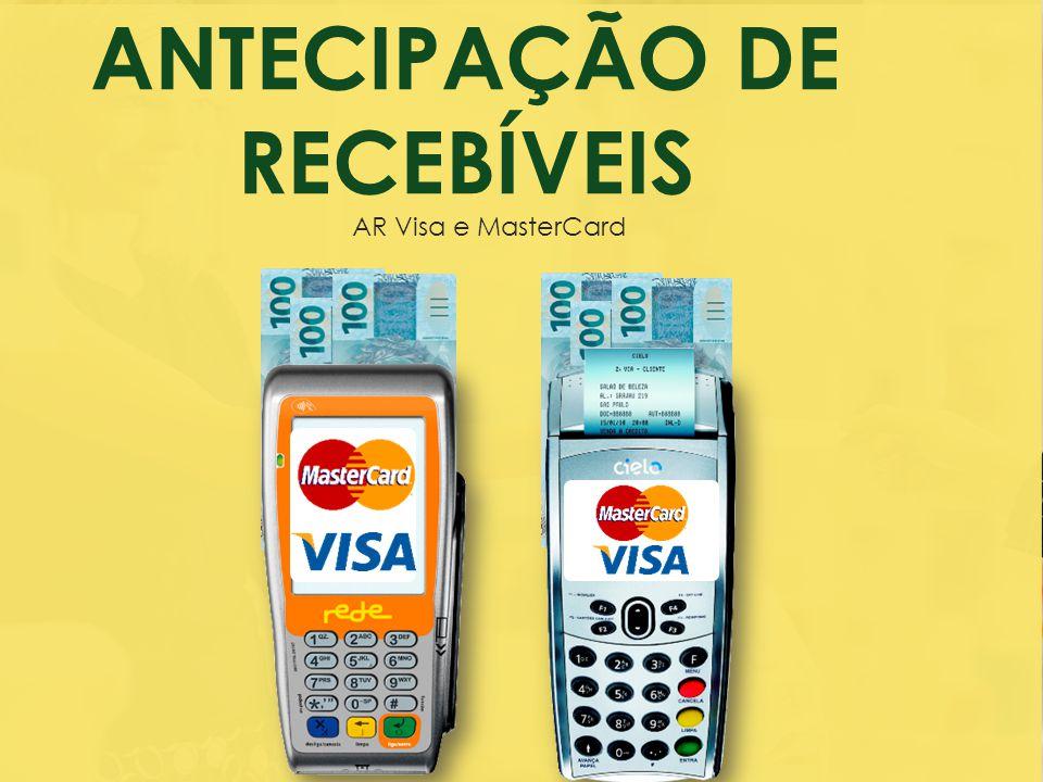 ANTECIPAÇÃO DE RECEBÍVEIS