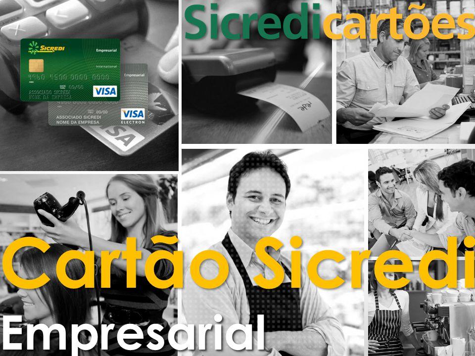 Cartão Sicredi Empresarial