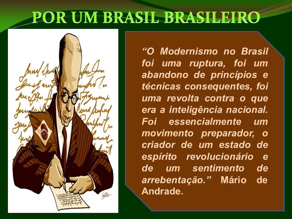 POR UM BRASIL BRASILEIRO