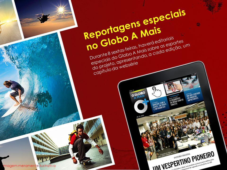 Reportagens especiais no Globo A Mais