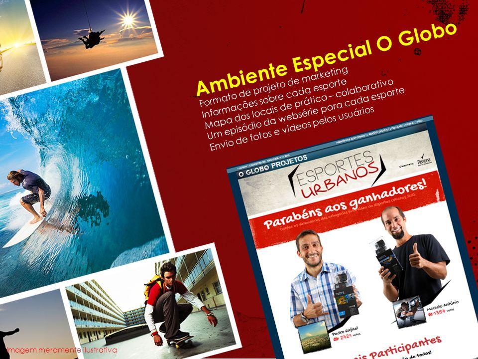 Ambiente Especial O Globo