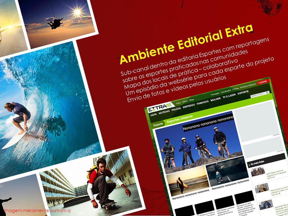 Ambiente Editorial Extra