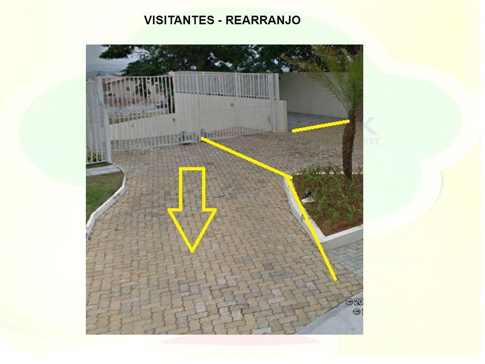 VISITANTES - REARRANJO