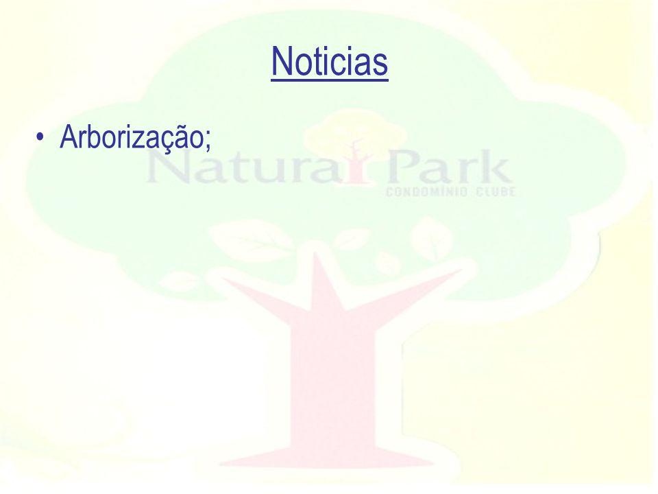 Noticias Arborização;