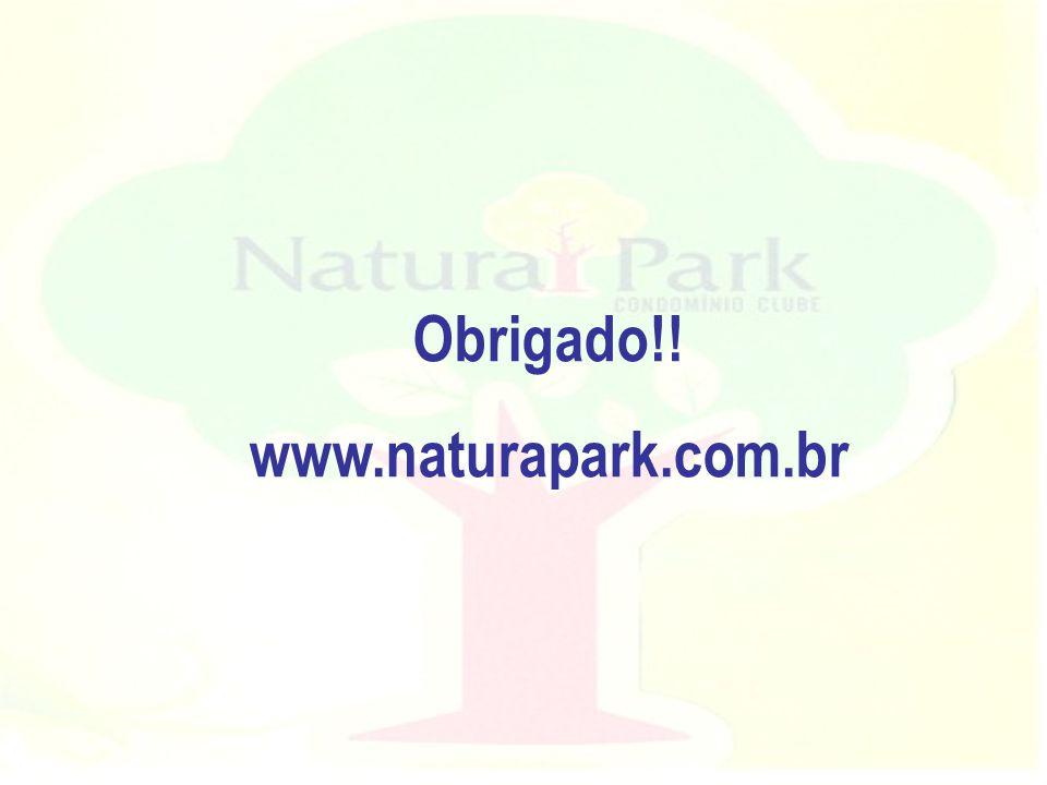 Obrigado!! www.naturapark.com.br