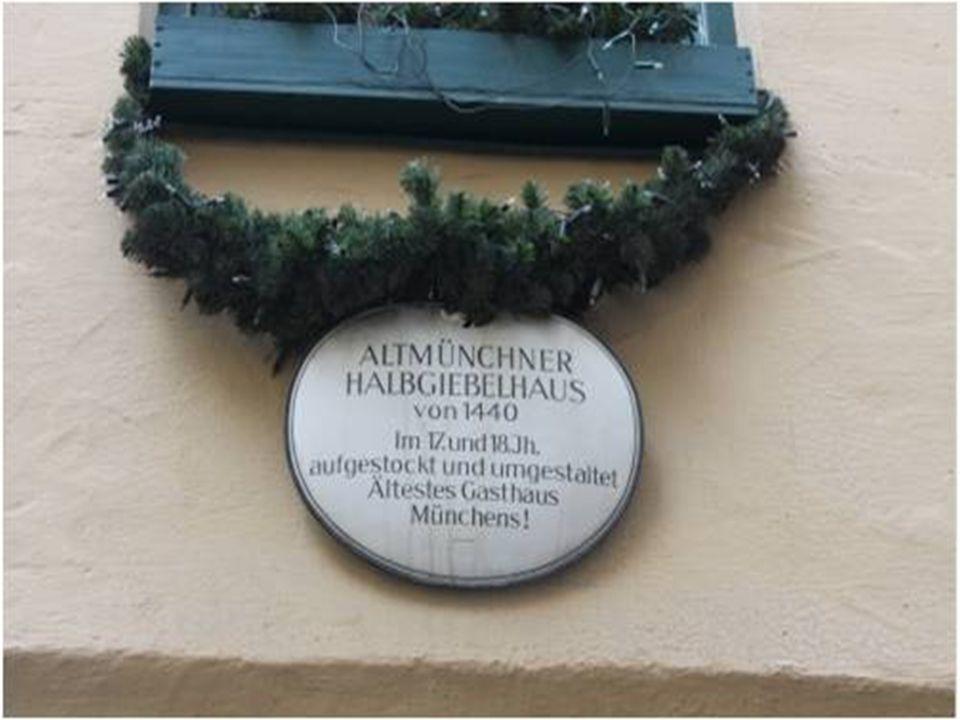 Hundskugel em Munique desde 1440