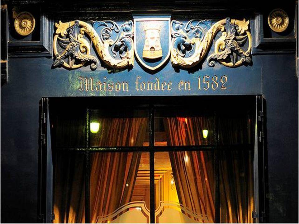 Tour d Argent, em Paris desde 1582