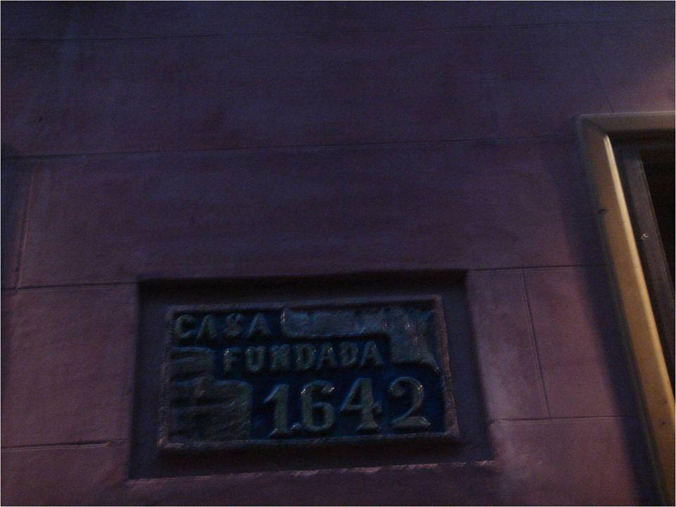 Pousada de la Villa, Madrid desde 1642