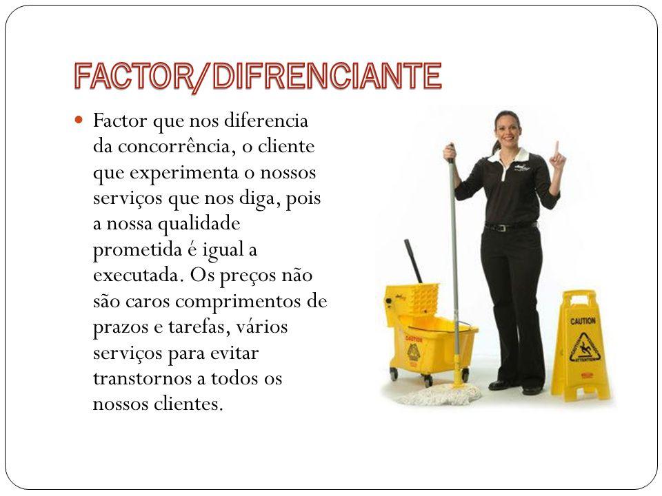FACTOR/DIFRENCIANTE
