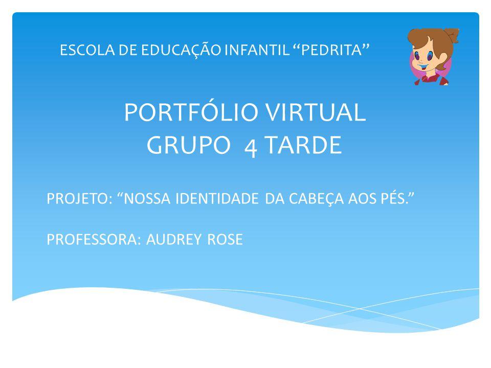PORTFÓLIO VIRTUAL GRUPO 4 TARDE