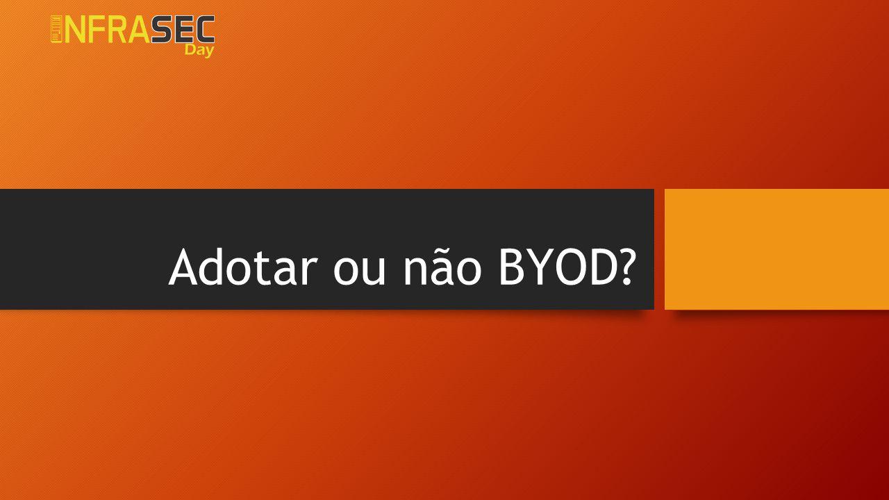 Adotar ou não BYOD