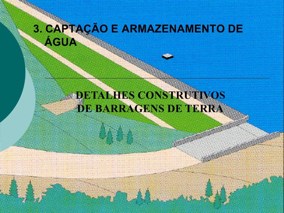 3. CAPTAÇÃO E ARMAZENAMENTO DE ÁGUA