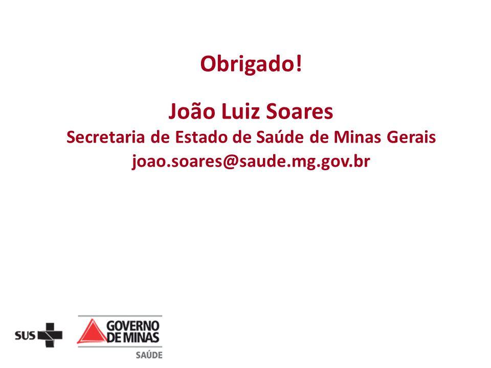 Secretaria de Estado de Saúde de Minas Gerais