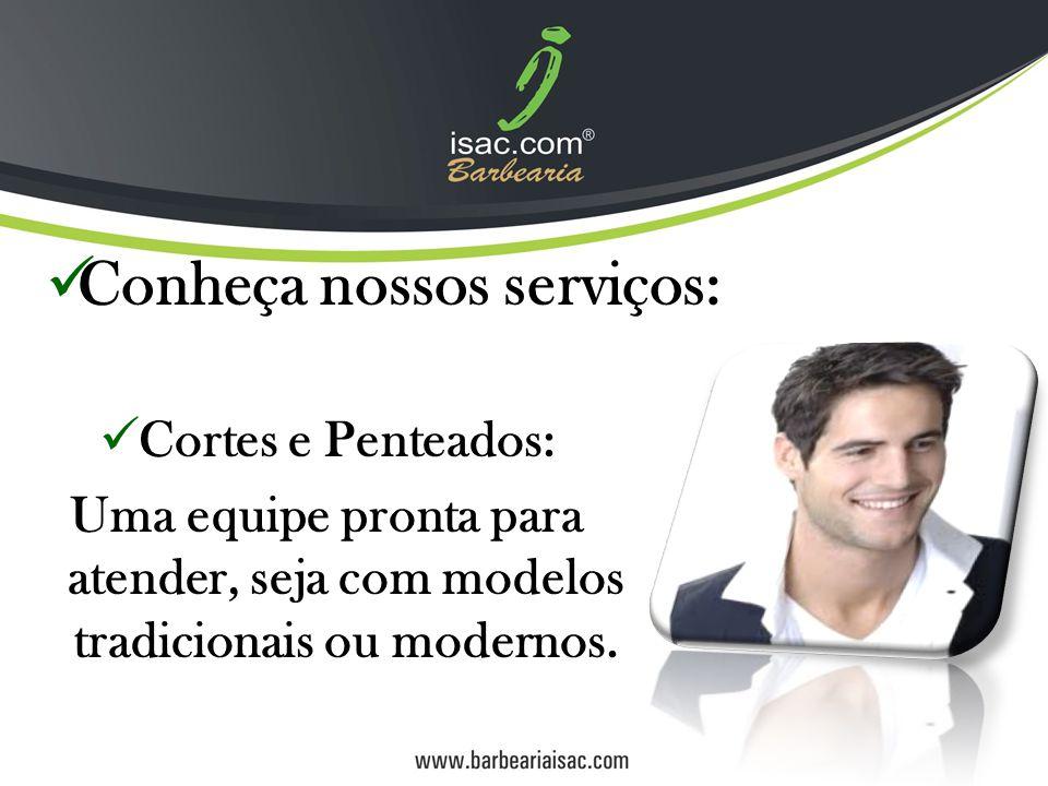 Conheça nossos serviços: