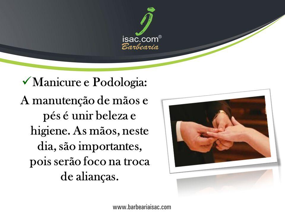 Manicure e Podologia: A manutenção de mãos e pés é unir beleza e higiene.