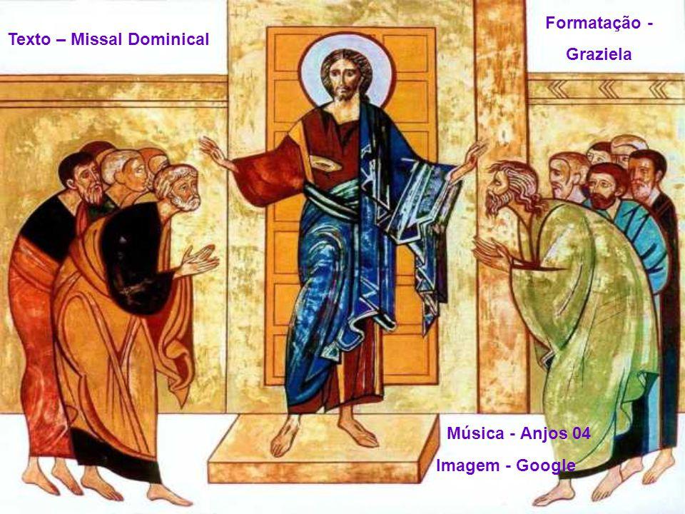 Formatação - Graziela Texto – Missal Dominical Música - Anjos 04 Imagem - Google