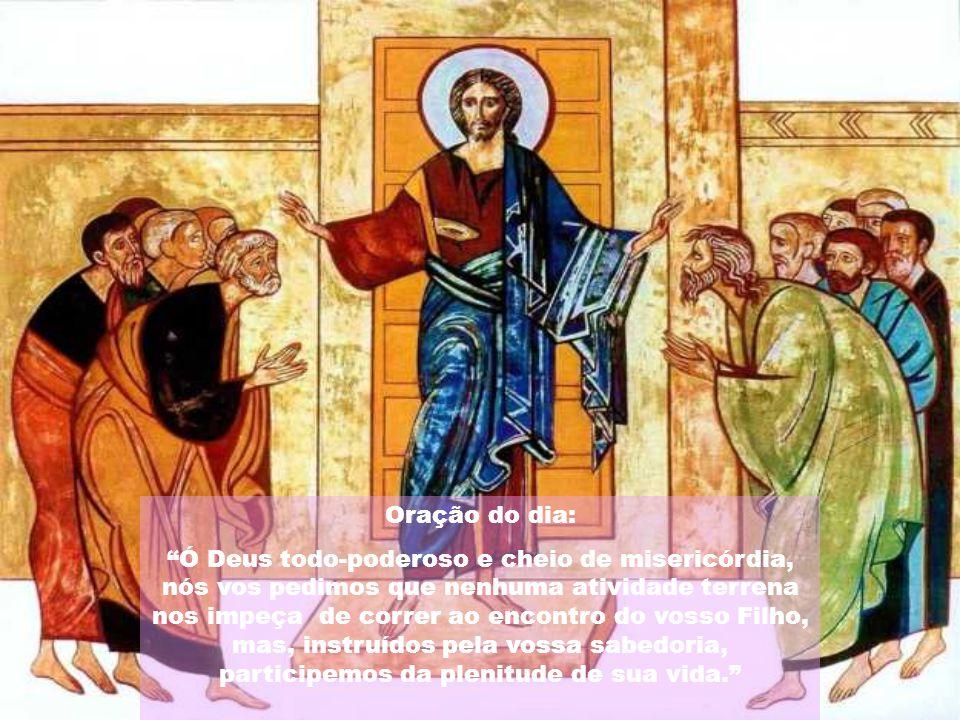 Oração do dia: