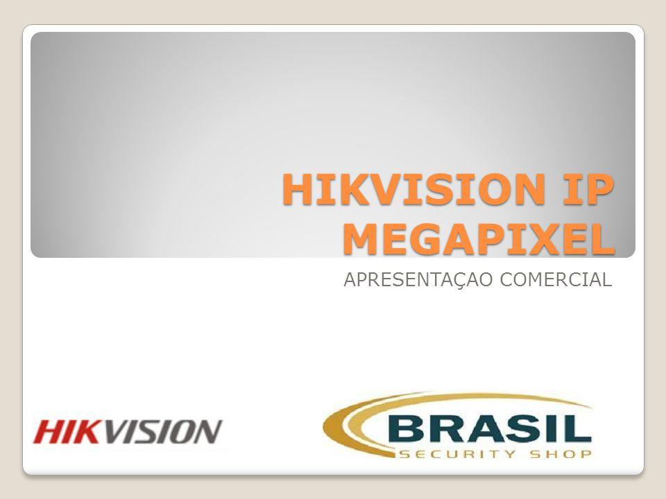 HIKVISION IP MEGAPIXEL