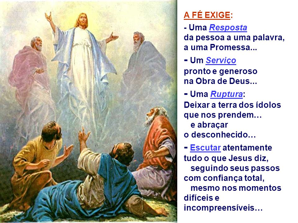 - Um Serviço pronto e generoso na Obra de Deus...