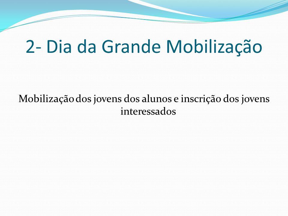 2- Dia da Grande Mobilização