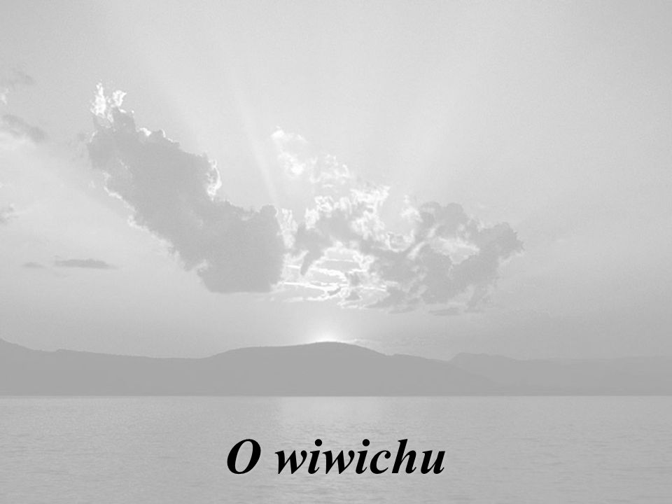 O wiwichu