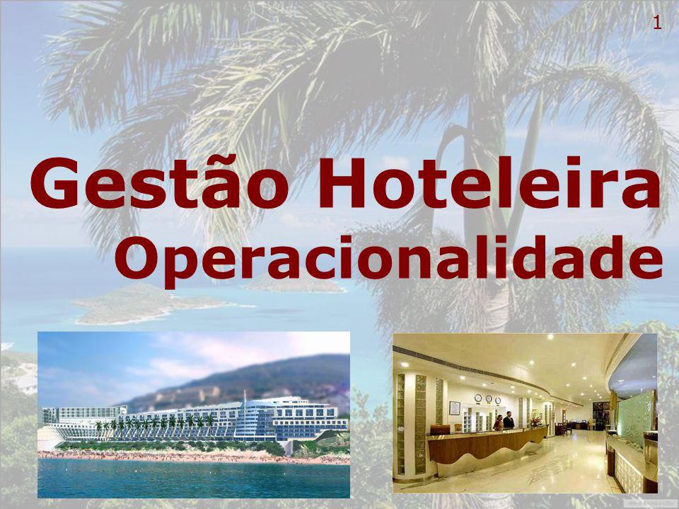 Gestão Hoteleira Operacionalidade
