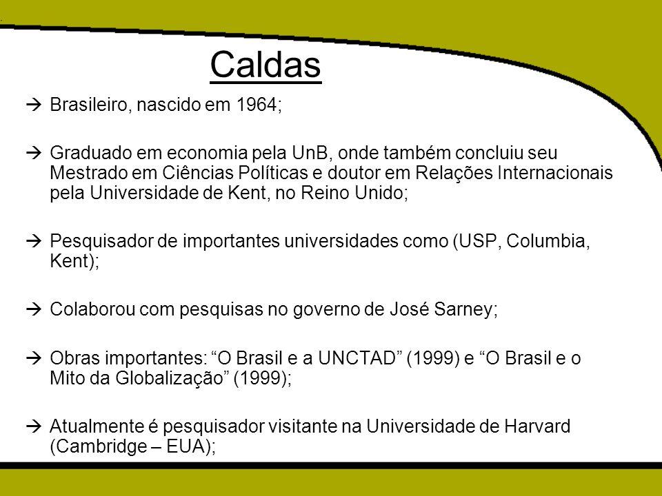 Caldas Brasileiro, nascido em 1964;