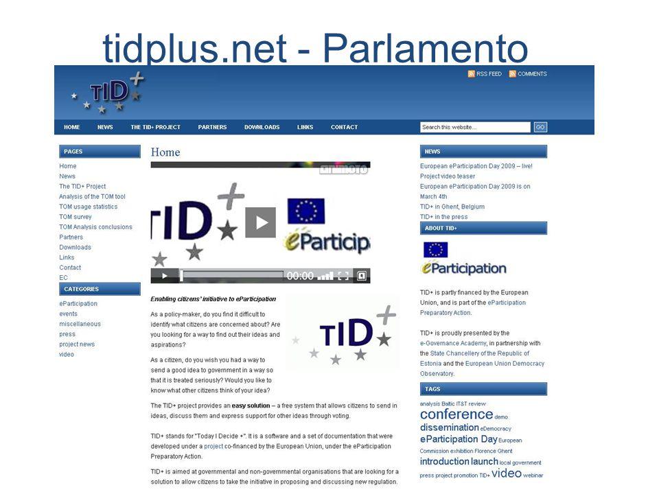 tidplus.net - Parlamento Europeu