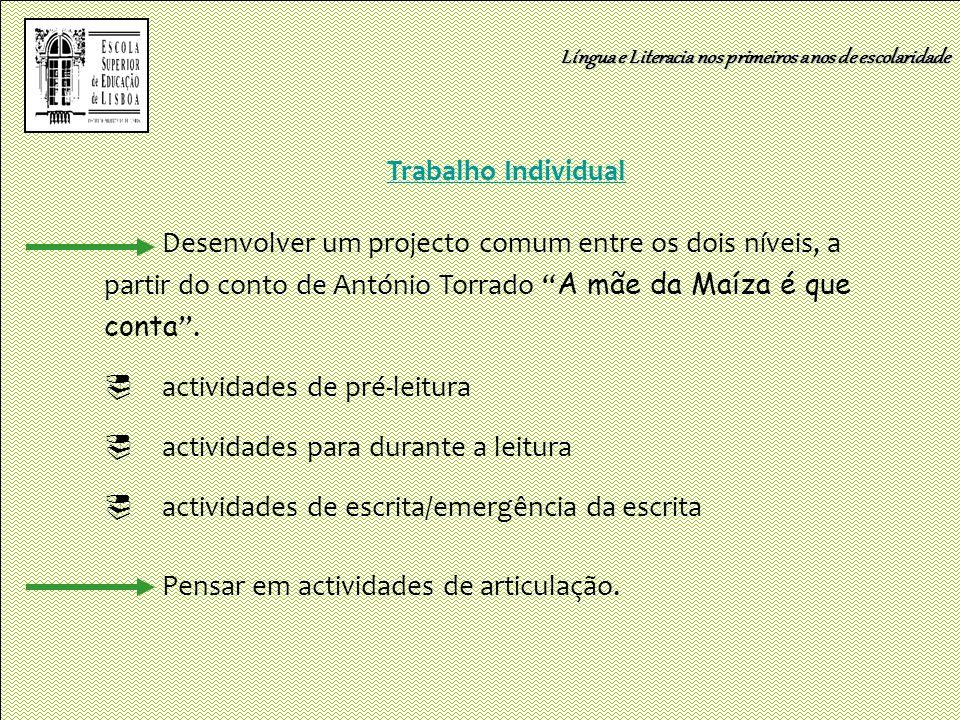 actividades de pré-leitura actividades para durante a leitura