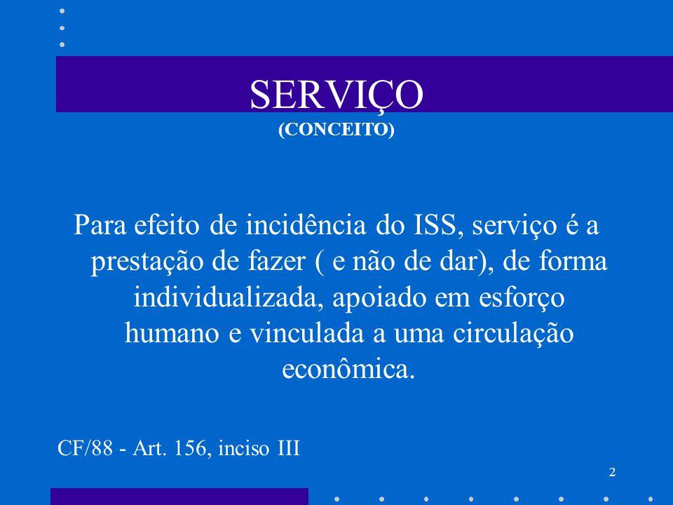 SERVIÇO (CONCEITO)