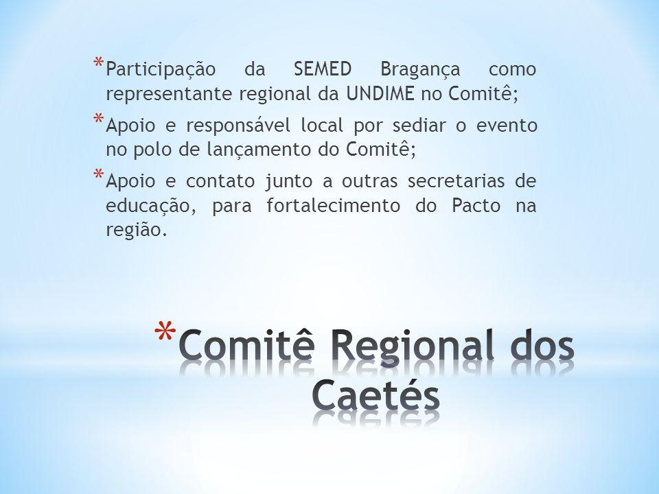 Comitê Regional dos Caetés