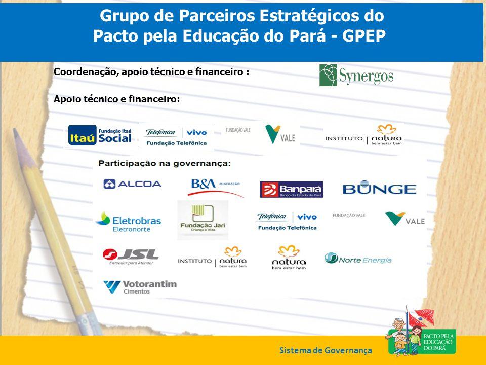 Grupo de Parceiros Estratégicos do Pacto pela Educação do Pará - GPEP