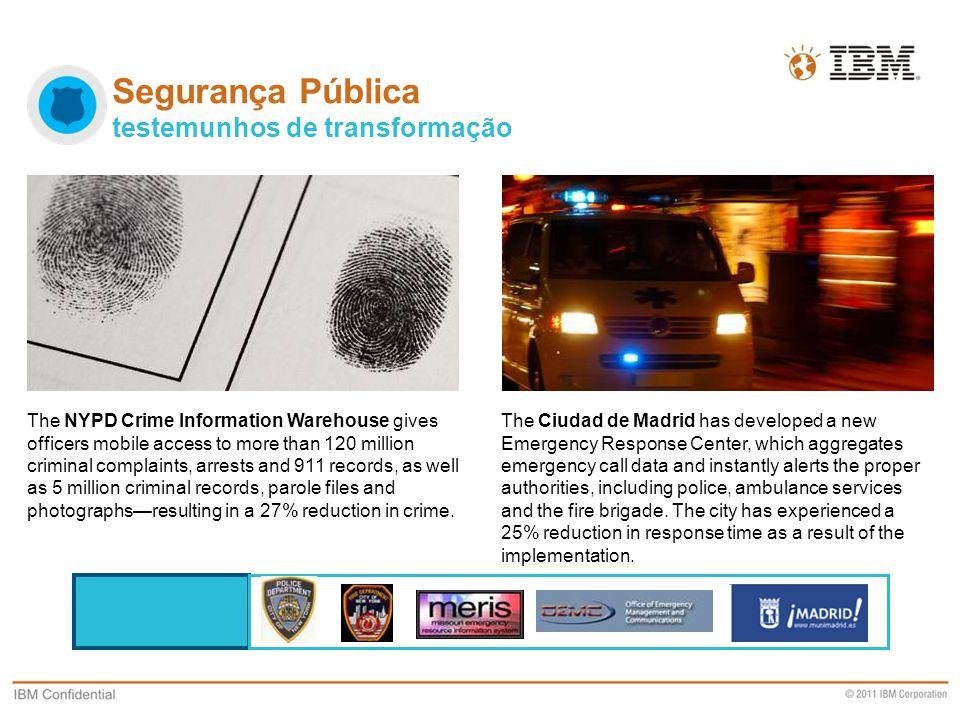Segurança Pública testemunhos de transformação