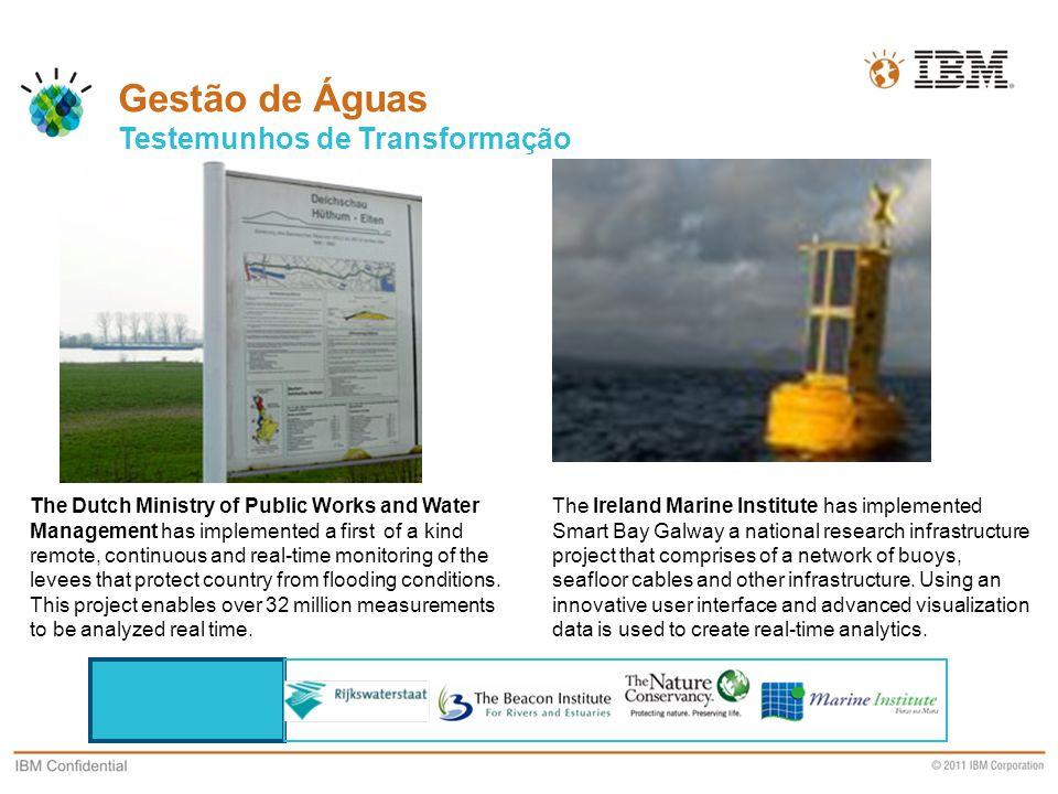 Gestão de Águas Testemunhos de Transformação