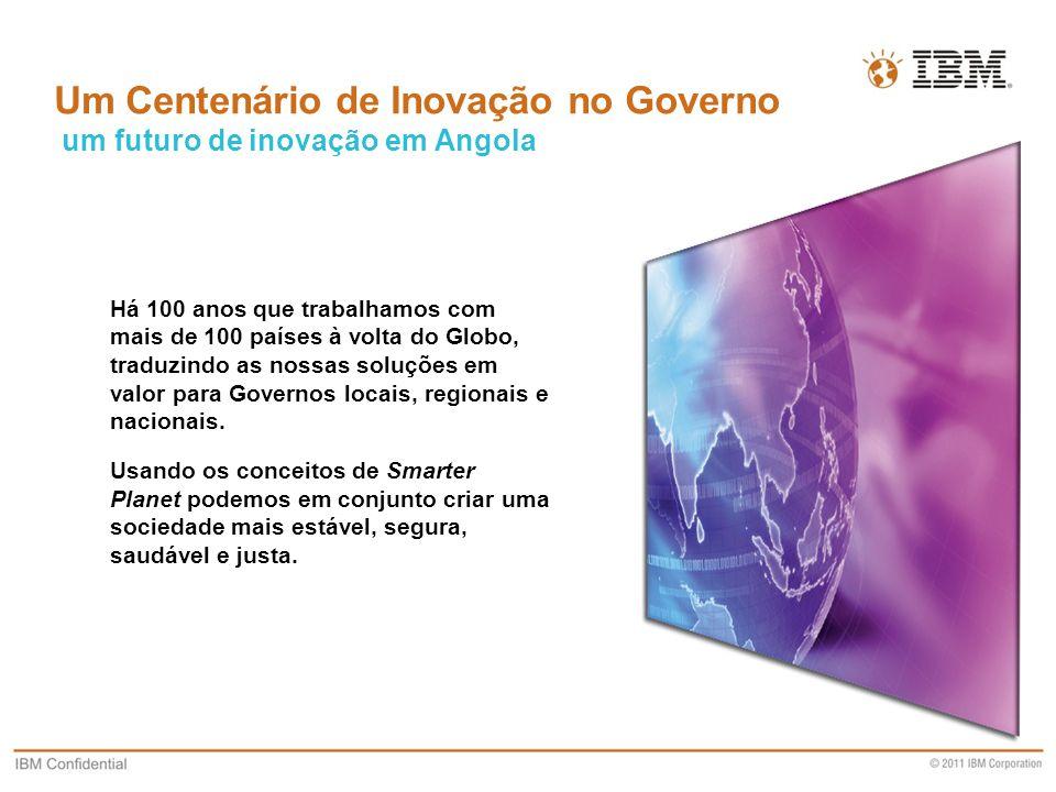 Um Centenário de Inovação no Governo um futuro de inovação em Angola