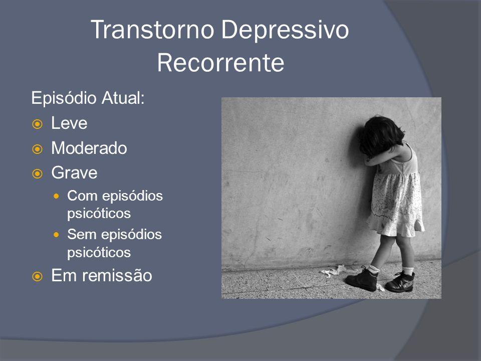 Transtorno Depressivo Recorrente