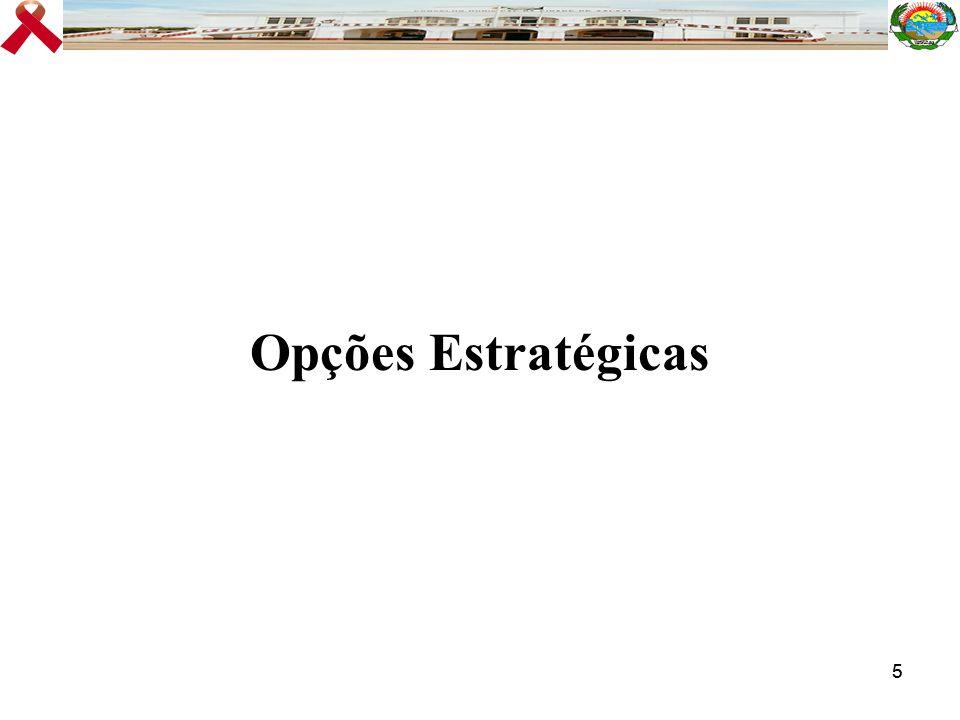 Opções Estratégicas 5