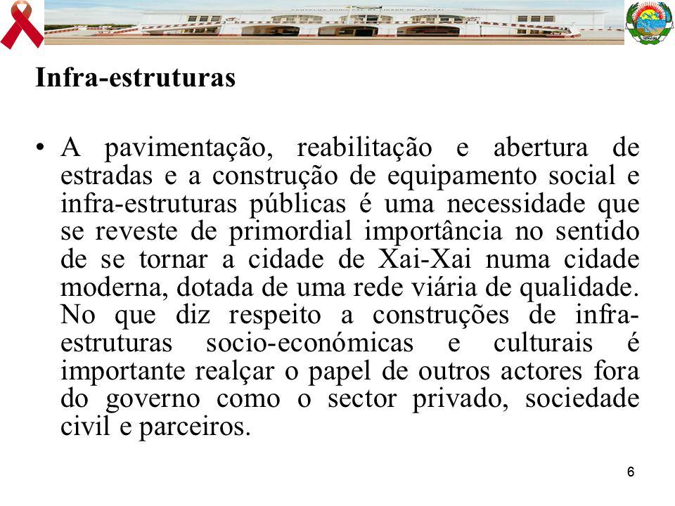 Infra-estruturas