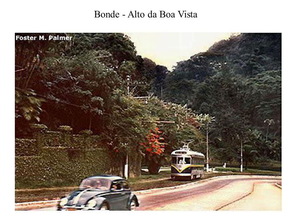 Bonde - Alto da Boa Vista