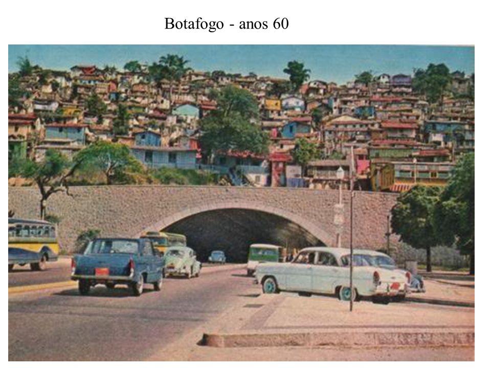 Botafogo - anos 60