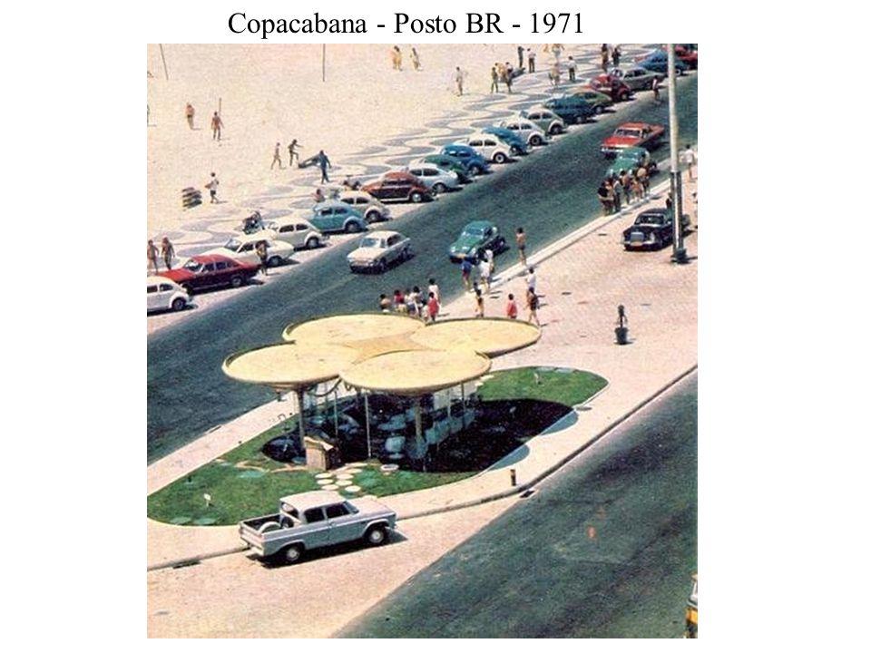 Copacabana - Posto BR - 1971