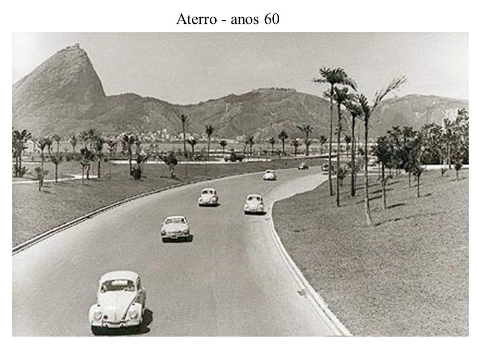 Aterro - anos 60